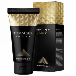Titan Gel Gold Potenciador Sexual Masculino