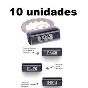 Anillo Contador De Rendimiento Sexual x 10 Unidades