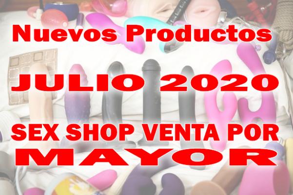 Nuevos Productos Por Mayor Julio 2020 (Sex Shop Para Mayoristas)