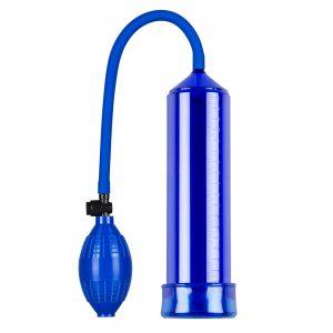 Bomba De Vacío Masculina AeroUp Azul