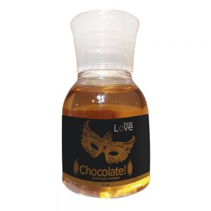 Aceite Para Masajes Secret Love Chocolate