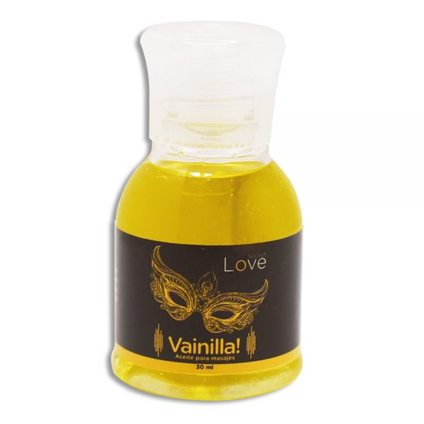 Aceite Para Masajes Secret Love Vainilla