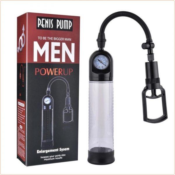 Bomba De Vacío Penis Pump PowerUp